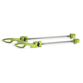 Sixpack Chopstix set de cierres rápidos, verde